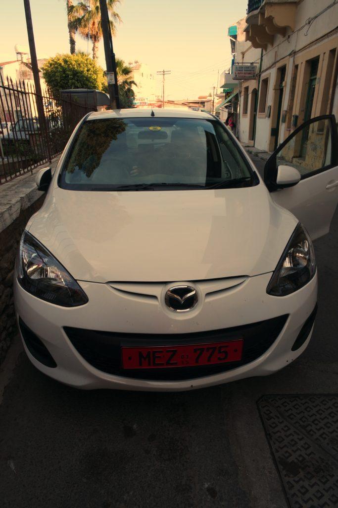 Авто на Кипре цена