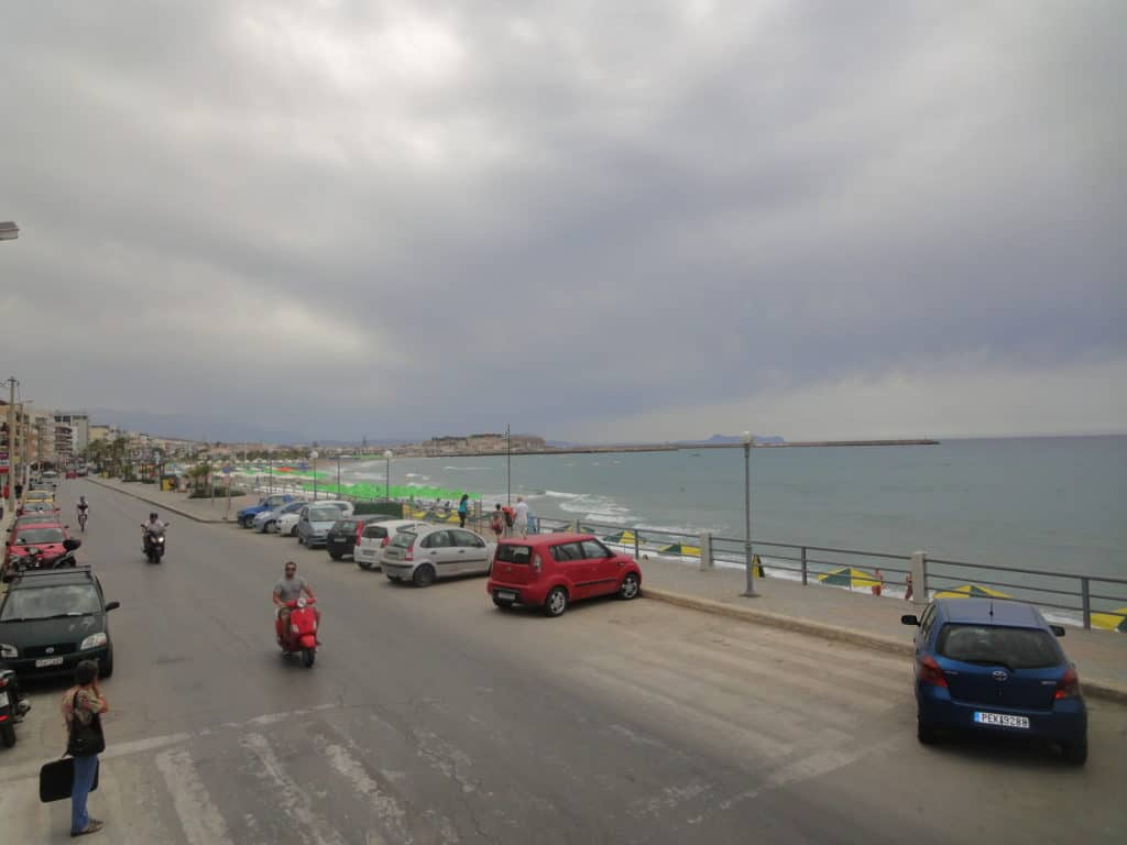 прокат авто аэропорт Ираклион Крит