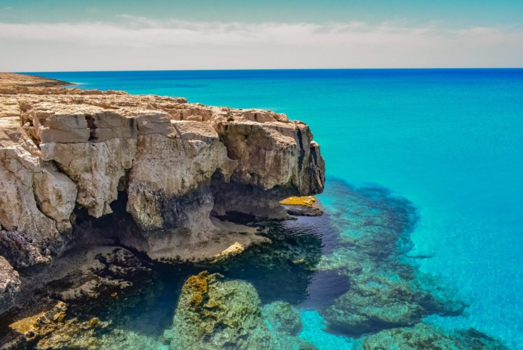 Самостоятельно на Кипр